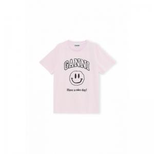 T-shirt, Smiley logo