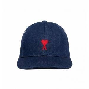 RAW DENIM AMI DE CŒUR CAP logo