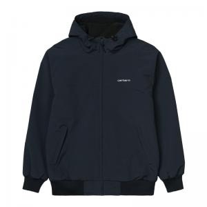 Hooded Sail Jacket logo