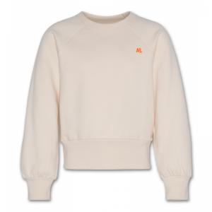 c-neck raglan sweater basic logo