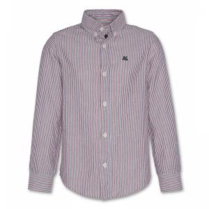 button down shirt henri logo